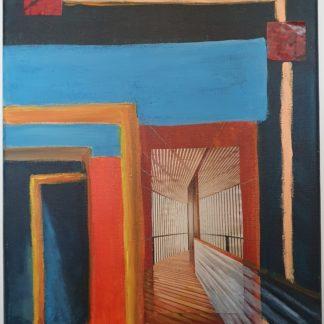 La Galerie de Jo - Tableau Aquarelle - Portes Ouvertes