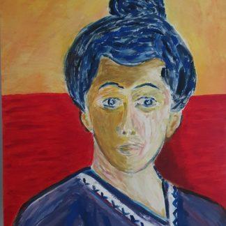 La Galerie de Jo - D'après Matisse